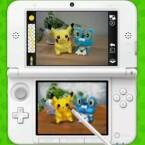 Eigene Bilder können importiert und als Vorlage benutzt werden. (Bild: Nintendo)