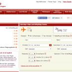 Bei zwei von drei Suchanfragen hatte opodo.de das günstigste Angebot. Damit lohnt sich eine Suche auf dem Reiseportal in jedem Fall. Das Onlinereisebüro gehörte in unserem Test nie zu den teuersten Anbietern. (Bild: Screenshot)