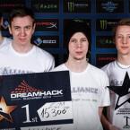 The Alliance aus Schweden konnte im vergangenen Jahr den Wettbewerb gewinnen. (Bild: thealliance.gg)