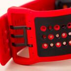 Das Armband der TomTom Runner lässt sich sehr variabel einstellen. (Bild: netzwelt)