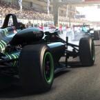 Die Open Wheel-Challenge versprüht stimmungsvolles Formel-Flair. (Bild: Bandai Namco)