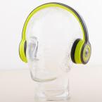 Damit der iSport da bleibt, wo er hin gehört, ist der Anpressdruck im Vergleich zu anderen Kopfhörern höher. (Bild: netzwelt)