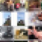 Um zu entdecken, was Instagram noch zu bieten hat, wechseln Sie auf das Kompass-Symbol neben dem Häuschen. Dort filtern Sie über das Suchfeld bestimmte Hashtags und schauen nach Nutzern. (Bild: Screenshot/Instagram)