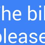 Dadurch wird der Text auf dem gesamten Bildschirm Ihres Smartphones oder Tablet-PCs angezeigt. Das ist praktisch, wenn andere Personen diesen lesen sollen. (Bild: Screenshot/Google Übersetzer für Android)
