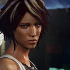 Nilin möchte den mächtigen Konzern Memorize stürzen. (Bild: Capcom)