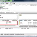 Auf der linken Seite navigieren Sie über den Verzeichnisbaum auf der lokalen Festplatte zu dem Verzeichnis, in dem sich die hochzuladenen Dateien befinden. Den Ordnerinhalt finden Sie gleich darunter.  (Bild: Screenshot/FileZilla)