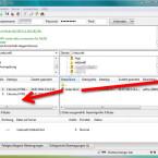 Alle Dateien übertragen Sie auf Wunsch auch per Drag-and-drop. Es ist  gleich, ob Sie Dateien vom lokalen PC links in das rechte Fenster auf den FTP-Server schieben oder Files vom FTP-Server direkt in ein Fenster des Windows Explorers oder auf Ihren Desktop ziehen. Damit integriert sich FileZilla ideal in die Windows-Oberfläche und ist sehr einfach zu bedienen. (Bild: Screenshot/FileZilla)