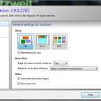 """Nach dem ersten Start von Switcher öffnen sich die Einstellungen. Hier legen Sie auf der ersten Registerkarte fest, in welchem Stil die Fenster angezeigt werden sollen. Außerdem bestimmen Sie durch die Aktivierung der Checkbox vor """"Automatically start at logon"""", dass die Software beim Start von Windows automatisch geladen wird. (Bild: Screenshot/Switcher)"""