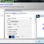 """Auf der Registerkarte """"Window Style"""" legen Sie fest, wie die Vorschau der Miniatur-Fenster aussehen soll. (Bild: Screenshot/Switcher)"""