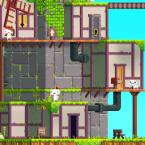 Für die PS4 im August: FEZ. (Bild: Polytron)