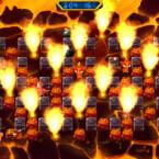 Bomben und Lava verstehen sich nicht besonders gut. (Bild: Sanuk Games)