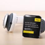Sonderbar: Der Klang lässt sich mithilfe einer App aufplustern. Diese gibt es aber nur für iOS und Android. (Bild: netzwelt)