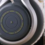 Sensibelchen: Per Berührung lässt sich unter anderem die Lautstärke regeln. (Bild: netzwelt)
