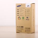 Das Galaxy S5 mini ist umweltfreundlich verpackt. Der Karton besteht aus recycelter Pappe und ist mit Soja-Tinte bedruckt. (Bild: netzwelt)