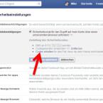 """Facebook erstellt euch eine Liste mit zehn Kennwörtern, die ihr euch auch ausdrucken könnt. Ihr benötigt diese PINs beispielsweise, wenn ihr einmal keinen Funkempfang habt oder die SMS mit dem Passwort nicht bei euch ankommt. Klickt auf """"Codes erhalten"""", um die Liste anzuzeigen."""