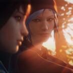 Auf der Suche nach Rachel bemerkt Max, dass sie die Fähigkeit hat, die Zeit zurückzudrehen. (Bild: Square Enix)