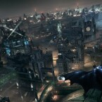 Batman: Arkham Knight - die Fledermaus fliegt wieder. (Bild: Screenshot Warner Bros.)
