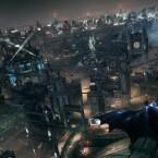 Batman Arkham Knight: Der Fledermausritter fliegt wieder.