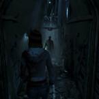 Der unwirtliche Keller, in den es die Charaktere während der gezeigten Demo verschlägt, präsentiert sich in unheimlich vielen grausigen Details. (Bild: Sony)