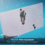 Magix Video Deluxe 2015 bringt einen Assistenten für Videoschnitt, Bild und Ton mit. (Bild: Magix)