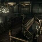 Gamecube: auf der zweiten Ebene des Herrenhauses. (Bild: Capcom)