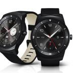 LG verwendet bei der Smartwatch wie im Smartphone G Flex ein biegsames POLED-Display. (Bild: LG)