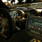 Auch das Armaturenbrett wird in Project Cars detailliert dargestellt. (Bild: Screenshot Slightly Mad Studios)