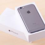 Die Rückseite des iPhone 6 besteht aus Metall, fühlt sich aber nicht unbedingt so an.