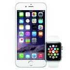Als so genanntes Companion Device benötigt Apples Smartwatch ein Smartphone. Grundvoraussetzung ist ein iPhone mit iOS 8.