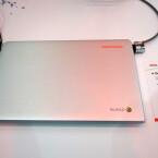 Das Toshiba Chromebook 2 verfügt über einen Bildschirm mit 13,3 Zoll großer Diagonale.