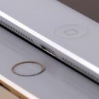 Auffälligste Neuerung: Das iPad erhält den vom iPhone bekannten Fingerabdruckscanner  Touch ID.