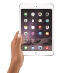 Das iPad mini 3 bietet wie gehabt ein 7,9 Zoll großes Retina-Display. (Bild: Apple)