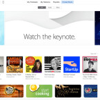 iTunes 12 -ist in einer neuen Beta-Version erschienen und erinnert optisch sehr an iOS 8.