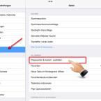 """Um die Kreditkartendaten für Safari zu hinterlegen, musst du die Einstellungen-App auf deinem iPhone oder iPad starten. Öffne hier den Menüpunkt """"Safari"""". Tippe in der Auswahl auf """"Passwörter & Autom. ausfüllen""""."""