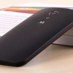 Erhältlich ist das Motorola Moto G (2. Generation) unter anderem in Schwarz.