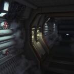 Das nenn' ich ein Raumschiff! Dicke Rohre, Ventilen und Lüftungsschlitze, die dicken Qualm ausprusten. Nutzen und Sinn unbekannt, sieht aber klasse aus!