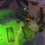 Für die PS Vita im November: The Hungry Horde. (Quelle: Nosebleed Interactive.)