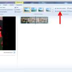 """Auf der Registerkarte """"Startseite"""" findest du den Bereich """"Bearbeiten"""". Hier drehst du das Videobild mit zwei Buttons entweder nach links oder nach rechts."""