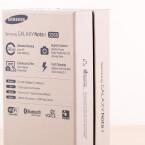 Die Spezifikationen des Note 4 im Überblick: QHD-Display, 2,7 Gigahertz starker Quad-Core-Prozessor und 32-Gigabyte-Gerätespeicher.