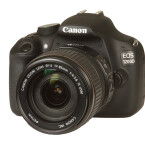 20:00 Uhr: SLR-Digitalkamera Canon EOS 1200D, 18 Megapixel APS-C CMOS Sensor, Full HD, 3 Zoll Display, Kit inklusive. 17-85 mm EF-S Objektiv.