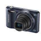 9:45 Uhr: Smart-Digitalkamera Samsung WB35F, 6 Megapixel, 12-fach optischer Zoom, 6,8 cm (2,7 Zoll) Display.