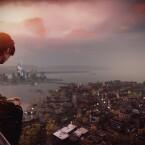Ab Dezember in der PS Plus-Spielesammlung für die PS4: inFAMOUS: First Light. (Quelle: Sony)