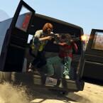 Die Action des Multiplayer-Modus von GTA Online könnte durch die Ego-Perspektive an Brisanz gewinnen.