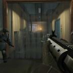 Durch den Blick aufs Geschehen wirkt GTA 5 auf CurrentGen-System fast wie ein Ego-Shooter.