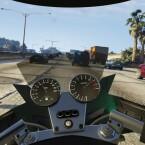 In der Ego-Perspektive soll das Geschwindigkeitsgefühl in GTA 5 weit intensiver sein.