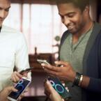 Das Galaxy S4 wurde im März 2013 in New York enthüllt. (Bild: Samsung)