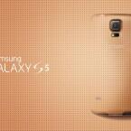 Das Galaxy S5 erstrahlte 2014 im neuen Design. (Bild: Samsung)