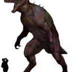 """Auch wenn die tödliche Bedrohung im Trailer noch nicht zu sehen ist, so scheint es sich doch """"nur"""" um einen mutierten Dinosaurier zu handeln."""
