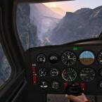 Ob sich ein Helikopter aus der Ego-Perspektive wirklich besser steuern lässt?