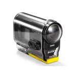 Die Outdoor-Kamera Sony-Action-Cam HDR-AS30 ist kein Schnäppchen. Andere Händler bieten die Cam mit 11,9 Megapixeln und Carl-Zeiss-Tessar-Weitwinkelobjektiv und wasserfestem Gehäuse unter 200 Euro an.